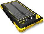 PowerBank do telefonu Sunen 8000mAh żółty S80