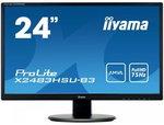 Monitor do 500 zł IIYAMA ProLite X2483HSU-B2 24